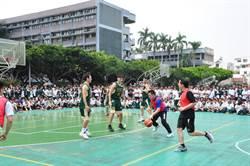 籃球明星秀球技 僑泰中學high翻