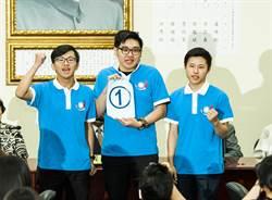 國民黨主席六強爭霸 洪秀柱抽中1號籤王