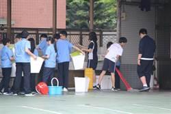 響應世界地球日 新北市竹林中學建構綠色校園
