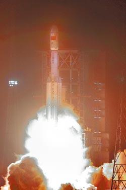 天舟一號出任務 成功發射
