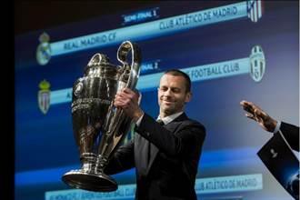 歐冠4強抽籤 又見馬德里德比