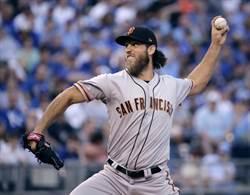 MLB》強投兼豪打!巨人「瘋龐」好投還開轟