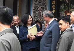 爭取前瞻建設基礎計畫 竹縣長上呈紙本報告給總統