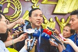 朱:前瞻計畫是為台灣爭取