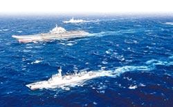 海軍集團軍 陸航母編隊單獨成軍