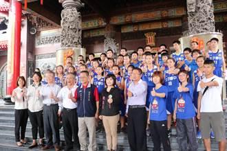 寄人籬下練球 新營太子國中籃球隊JHBL奪佳績