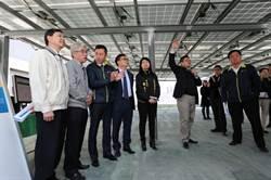 中小學建置太陽光電 年減碳量逾2千噸