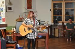 音樂創作才女下鄉 要譜出社區的歌
