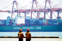 美國的貿易赤字