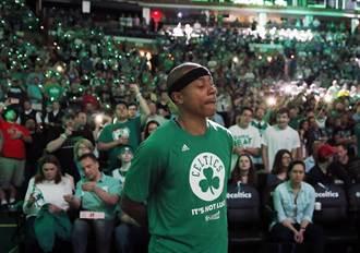 NBA》將勝利送給亡妹 湯瑪斯感動綠迷