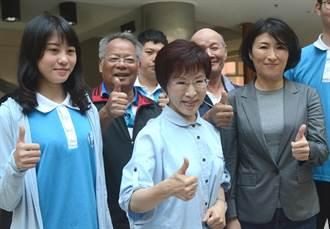 國民黨主席選舉 嘉市議長蕭淑麗表態挺柱