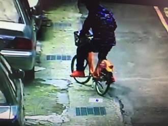 穿紅鞋行竊太明顯  警調閱監視器逮人