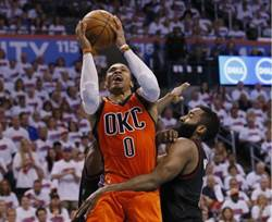 NBA》帕帥批評帕楚利亞 韋斯布魯克按讚