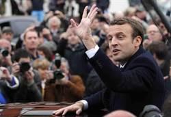 法首輪總統選舉打破傳統政黨霸權 擊退民粹風潮
