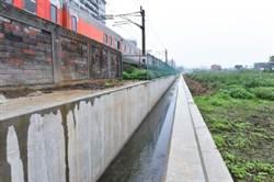 雨水下水道完工 桃八德高城社區不再怕水患