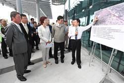 高鐵彰化站與台鐵轉乘計畫 可望6年後實現