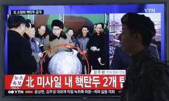 美機密情報:北韓每6~7周造一枚核彈