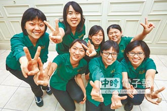 12高中生 勇摘台大5冠王