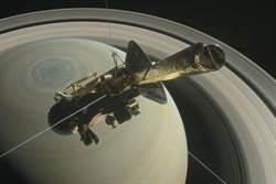 卡西尼太空船 將穿越土星環