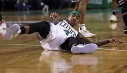 NBA》換球鞋與頭帶有差!小刺客下半場爆發
