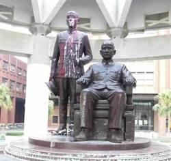 桃議員要求收容兩蔣銅像 勿再淪為政治口水戰