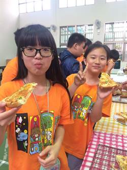 雲林豐榮國小「食育」 都市學生驚喜