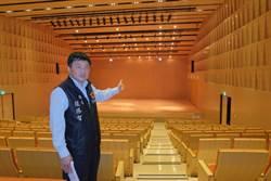 北港家湖音樂廳 打造雲林世界級音樂殿堂