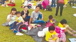 音樂會相伴 來去綠博野餐趣