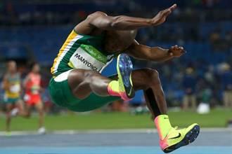 田徑》男子跳遠南非曼永加 8.65公尺創8年最佳