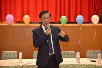 南投縣長宣布 8旬退休公務員敬老金明年加倍