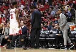 NBA》公牛再見?吉米巴特勒驚傳膝蓋受傷