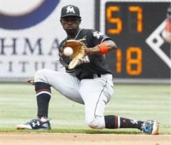 MLB》隊友不幫忙 馬林魚沃奎茲第3敗