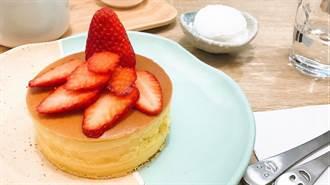蓬鬆厚鬆餅 日本人氣排隊名店「雪之下」台灣也吃得到!