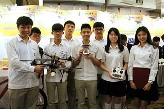 結合水火箭與無人機 高中生獲日內瓦發明獎