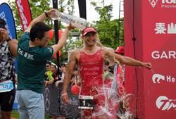 台東鐵人三項 瑞典籍選手Croneborg Fredrik奪冠