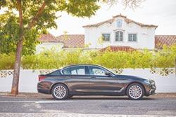 再攀顛峰 全新BMW大5系列 智慧無敵