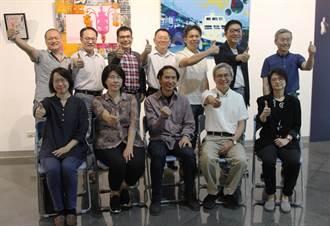 朝陽科大視傳系教師聯展 17名老師各顯身手