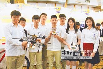 9高中生 日內瓦發明展奪金