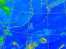 吳德榮:週二鋒面來 陣雨機率高