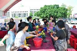 中市魯班公獎 造園景觀競賽創意無限