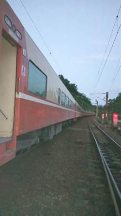 不到1年台鐵載客列車又出軌 影響9900人