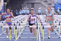 亞洲田徑大獎賽首登台 7項9人亞田賽達標