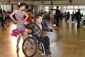全國輪椅舞比賽 近百組爭取6國家代表名額