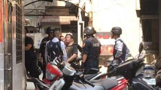 中和警匪槍戰駁火 對峙4小時匪徒劉邦誠棄械投降