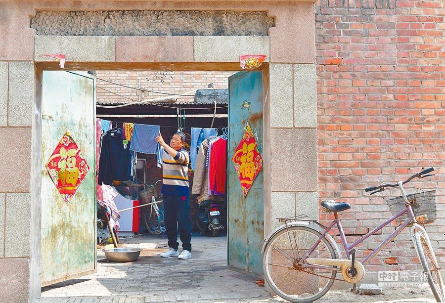 河北省雄縣、安新、容城三縣及周邊區域,位於京津冀腹地的小城成為人們關注的焦點。(中新社)