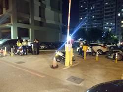 逢甲商圈停車場射BB彈示威? 警已鎖定對象追緝中