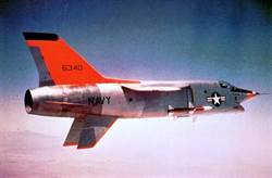F-8超級十字軍 沒能量產的優秀戰機
