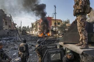 美軍在摩蘇爾遇爆炸事件身亡