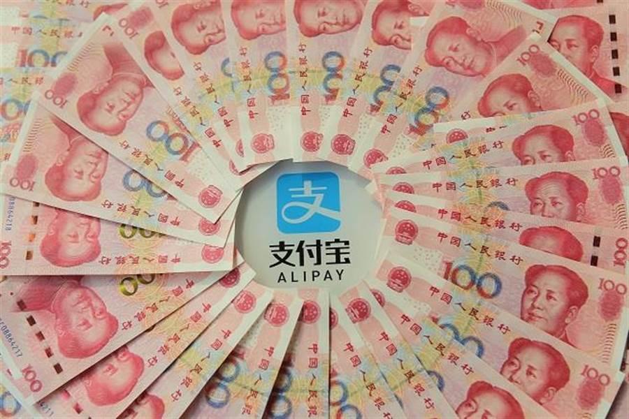 中國支付市場的格局正在悄然改變,非現金支付漸成主流,移動支付爆發增長。(圖為支付寶/新華社資料照)