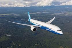 1,600億!波音獲加國西捷航空20架787-9訂單